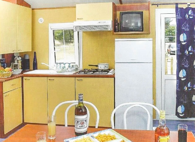 rental mobile home lunel hawai cuisine