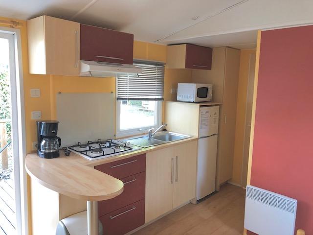 location mobil home cuisine colorado